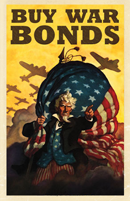 Taxes : War Bonds
